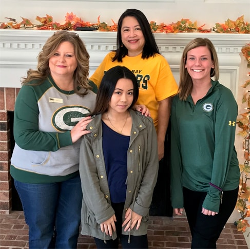 United Way 2017 - Packer Staff 1