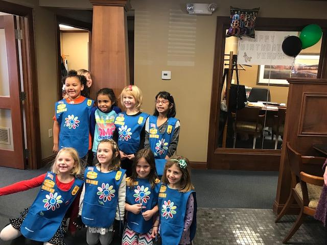 Whitefish Bay Girl Scouts 2