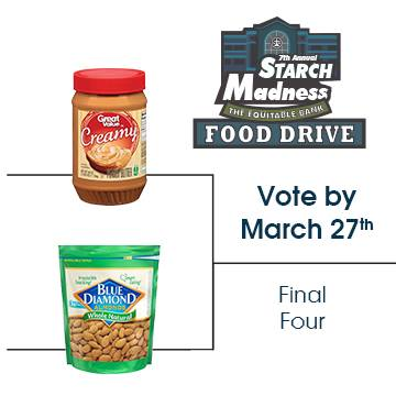 Starch Madness Final Four