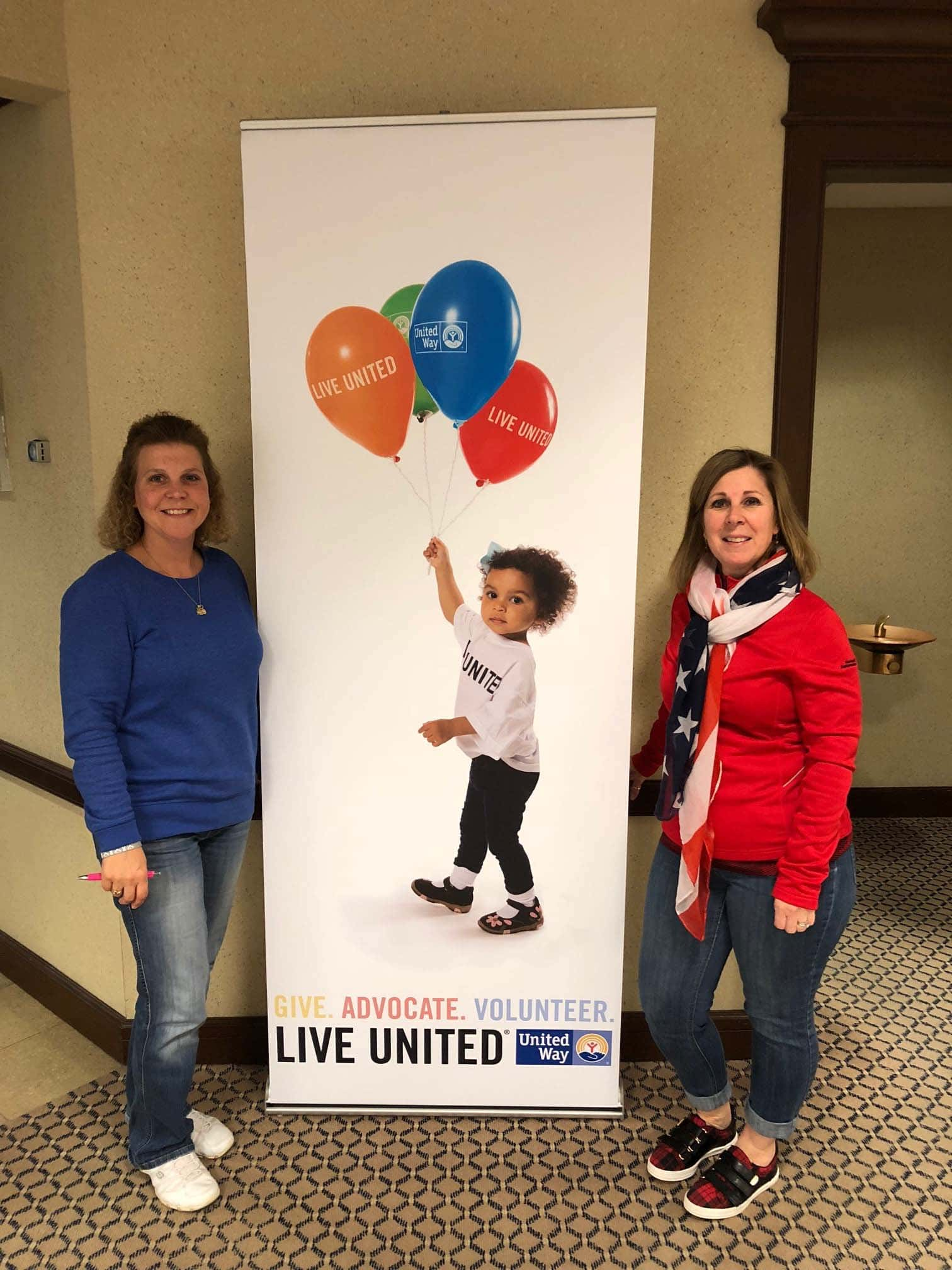 USA Day for United Way