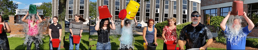 ALS Bucket Challenge Aug 2014 Pic 1