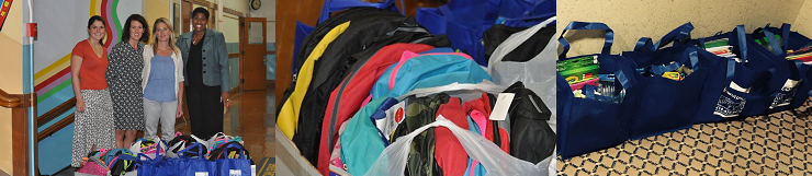 School Supply Drive Aug 2015